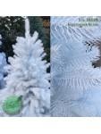 Елка Литая Королевская Белая 1,5 м