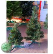 Ель ПВХ темно зеленая 40 см