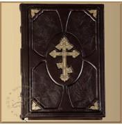 """Библия """"Крест увитый лозой"""" (М1) (БЕСПЛАТНАЯ ДОСТАВКА)"""