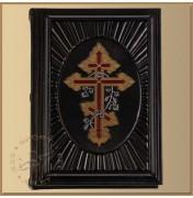 """Библия """"Крест увитый лозой"""" (М2) (БЕСПЛАТНАЯ ДОСТАВКА)"""
