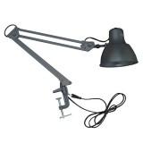 Светильник настольный Delux TF-06 E27 Черный