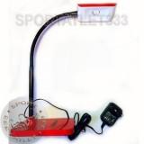 Светодиодная настольная лампа Delux TF-230 3 Вт LED Red
