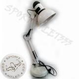 Светильник настольный MТ-800 ПОДСТАВКА, ДЛИННАЯ ножка 60 см, белый