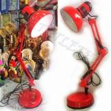Светильник настольный MТ-800 ПОДСТАВКА, ДЛИННАЯ ножка 60 см, красный