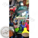 Светильник настольный MТ-800 СТРУБЦИНА, ножка 80 см, зеленый