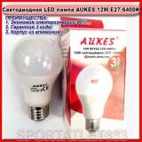 Светодиодная лампа LED лампа AUKES A60 9W E27 6400K 220V (стандартная)