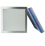 Светодиодная LED панель ROYAL-300x300-10W-60LED-460LM-CW 6400К Контур металлик
