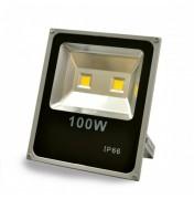 Светодиодный LED прожектор REALUX 100W 10000LM IP65 6400K