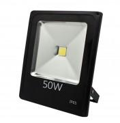 Светодиодный LED прожектор REALUX 50W 5000LM IP65 6400K