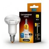 Светодиодная лампа LED лампа VIDEX R50 5W E14 4100K 220V
