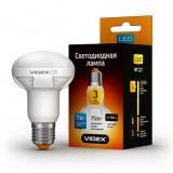 Светодиодная лампа LED лампа VIDEX R63 7W E27 4100K 220V