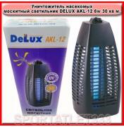 Уничтожитель насекомых DELUX AKL-12 1x6W/BL (на площадь 30 кв. м)