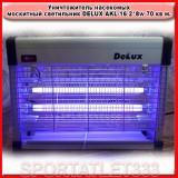 Уничтожитель насекомых DELUX AKL-16 2x8W/BL (на площадь 70 кв. м)