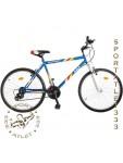 """Велосипед 26"""" ЭДЕЛЬВЕЙС, модель 46 ВА SH (амортизационная вилка)"""