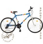 """Велосипед 26"""" ЭДЕЛЬВЕЙС, модель 46 ВА (амортизационная вилка)"""