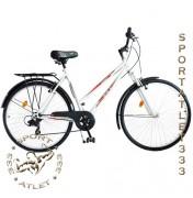 """Велосипед 28"""" ТУРИСТ, модель 49 BA SH"""