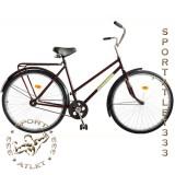 """Велосипед 28"""" УКРАИНА, модель 15-11 (заднее колесо с усиленной спицей) ЖЕНСКИЙ"""
