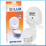 Датчик движения Delux ST10A (180°) White
