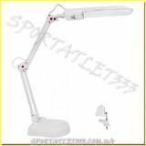 LED Светильник светодиодный настольный MAGNUM NL011 4100К 7Вт белый (струбцина+подставка)