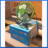 Вентилятор настольный USB Mini Fan для ноутбука и авто